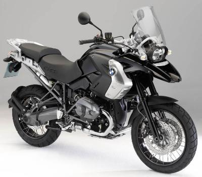 BMW R 1200 GS with WP with ESA chassis 2011