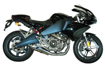BUELL 1125 R 2009
