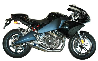 Picture of a BUELL