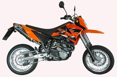 Picture of a KTM