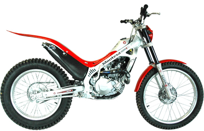 Picture of a MONTESA