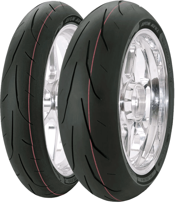 Avon, 3D_Ultra_Xtreme AV82 AC2 Soft , Rear Tyre, 180/55ZR17 73W , 3D Ultra Xtreme AV82 AC2 Soft The Avon 3d Ultra XtremeAvon 3D Ultra Xtreme is a Supersport & Superstock Race tyre offering riders: Tw