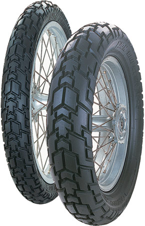 Avon, GRIPSTER - ADVENTURE, Rear Tyre, 130/80-17 65T, Gripster AM24 Robust construction to cope with mild off-road use Excellent on-road performance Superb roadholding Long life Available in both Tub
