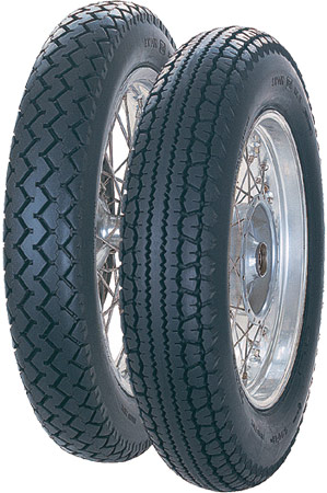 Avon, SAFETY MILEAGE - CLASSIC, Rear Tyre, 5.00-16 69S, Safety Mileage S.M. Mk II AM7 Safety Mileage MKII AM7 When you've a Speedmaster up-front, the Safety Mileage MKII is what you need on the back.