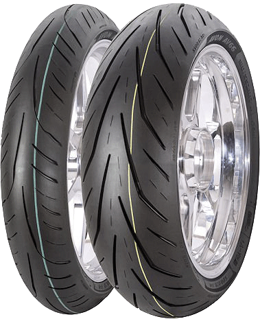 Avon, Storm_3D_X-M AV65, Front Tyre, 100/90ZR18 56W , STORM 3D X-M AV65 The Avon Storm 3D X-M is a Sport Touring tyre offering riders: Great balance of performance and extended mileage, with an addit