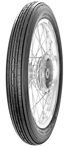 Avon, SPEEDMASTER - CLASSIC, Front Tyre, 3.00-19 54S reinf., Speedmaster Mk II AM6 Classic Speedmaster AM6 Speed rated to 112mph/180kmh, the Speedmaster MKII has the curved tread profile and ribbed p
