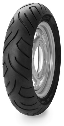 Avon, Viper Stryke AM63 - Scooter, Front Tyre, 100/80 -16 50P, Viper Stryke AM63 Specially designed for modern scooters Exceptional tyre life Superb handling characteristics Comfortable for long dist