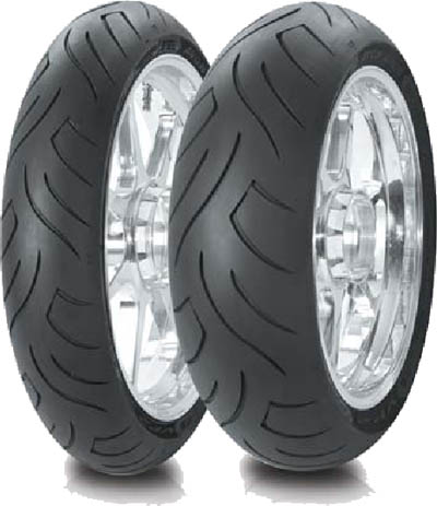 Avon, VP2_SPORT - HIGH PERFORMANCE, Front Tyre, 120/65 ZR17 56W , VP2 Sport AV59 • Outstanding handling characteristics • Large footprint at extreme lean angles • High performance silica compounds fo