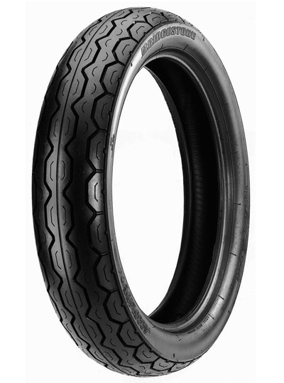 Bridgestone, AC-04, Rear Tyre, 130/80-18 M/C 66H, AC-04 W650 Customised limited edition. Feel the pleasure of riding a classic bike with this tyre's pattern and functional features. These are high pe