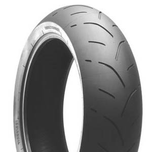 Bridgestone, BT-002 RS, Rear Tyre, 190/55 ZR17M/C 75W , Battlax BT-002 Racing Street SL Ideal for performance riders and track days Developed using latest technology derived from Bridgestone's MotoGP