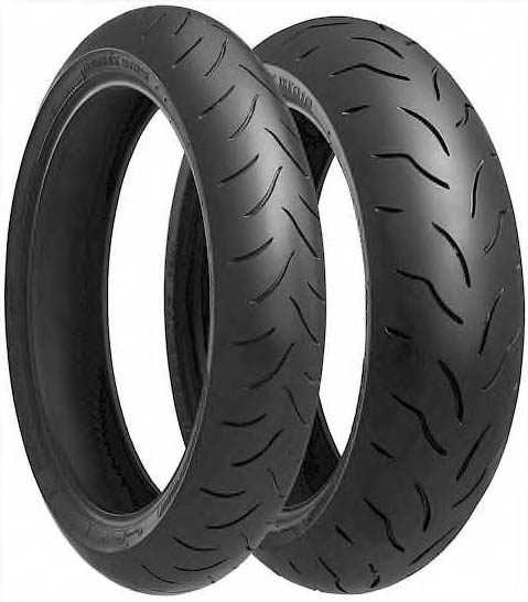 Bridgestone, BT-016 F, Front Tyre, 120/70 ZR17 M/C 58W , Battlax BT-016 Hypersport YZF-R6 08 Compared to the BT-014 it will progressively replace, the new BT-016 provides total handling improvement i