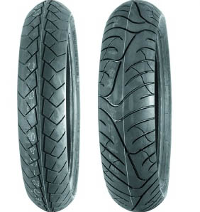 Bridgestone, BT-028 G, Front Tyre, 120/70 R18 M/C 59V, Battlax BT-028 Sport OE Yamaha V-Max 09 Designed for touring riders who also enjoy a sporty ride New silica compound provides exceptional level