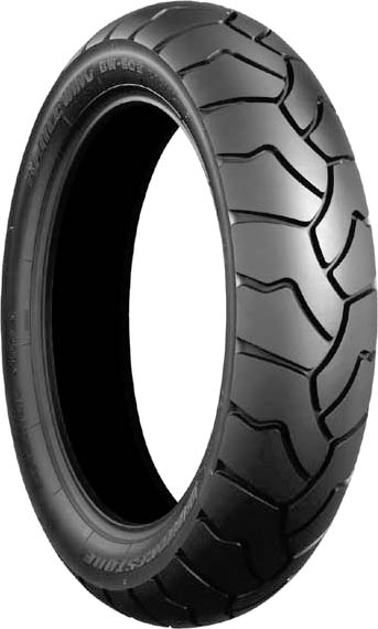 Bridgestone, BW-502, Rear Tyre, 130/80 R17 M/C 65H, Battle wing - Adventure Sports More stability and wet grip for drive tyre The Battle Wing 502 rear tyre has an optimised profile with a HTSPC High