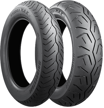 Bridgestone, Exedra_Max, Rear Tyre, 150/80 -15 70H, Exedra Max Exedra Max Bridgestone say, Cool and dignified cruising with the superior Exedra Max, Tires for American Cruiser Model The latest patter