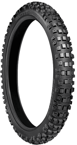 Bridgestone, ED03 E, Front Tyre, 80/100 -21 51P, ED03 Gritty ED03 The genuine Enduro tire Excellent traction performance is an advantage for this Suitable for many surface applications