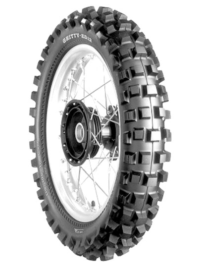 Bridgestone, ED12, Rear Tyre, 110/100-17 63M NHS, Enduro tyres Off road only Real Enduro race tyres that can also be used on public roads. Terrific traction conform to FIM regulations. These are real