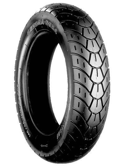 Bridgestone, G524, Rear Tyre, 140/90-15 M/C 70S, EXEDRA BIAS PLY Original equipment tyres EN500 A/B CROSSPLY ORIGINAL EQUIPMENT The Exedra range of tyres are original equipment or approved fitment op