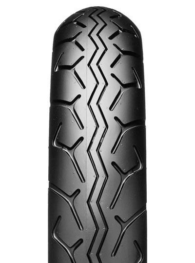 Bridgestone, G703 Touring GL1200 , Front Tyre, 130/90-16 M/C 67H, EXEDRA BIAS PLY Original equipment tyres GL1200 Designed and developed specifically for Touring motorcyclists Uni-directional pattern