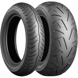 Bridgestone, G852 G, Rear Tyre, 240/55 R16 M/C 86V, EXEDRA RADIAL Original equipment tyres C1800R Intruder Designed to meet the demands of high-performance cruisers Designed with compounds and constr