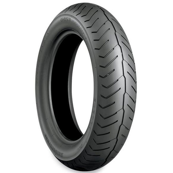 Bridgestone, G853 E, Front Tyre, 150/80 R16 M/C 71V, EXEDRA RADIAL Original equipment tyres C1800R Designed to meet the demands of high-performance cruisers Designed with compounds and construction t