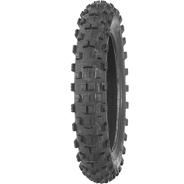Bridgestone, M040, Unidirectional Tyre, 2.50 -10 33J NHS, Motocross tyres soft to medium ground Get impressive grip and handling for your mini with the Bridgestone M40 Extra wide spacing between trea