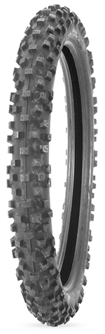 Bridgestone, M401, Front Tyre, 60/100-12 33M NHS, Motocross tyres medium ground Off-road use only Hugely popular tyre for use on a wide variety of terrain If you need one tyre for all conditions this