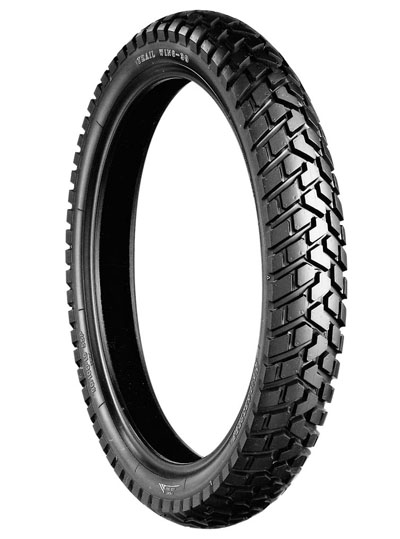 Bridgestone, TW39, Front Tyre, 90/100-19 M/C 55P, Trail wing On / Off road NX250 Experience the heavy-duty adventure City and off-road riders Enjoy riding freely on both streets and dirt, with Trail