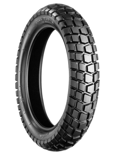 Bridgestone, TW42, Rear Tyre, 120/90-17 M/C 64S, Trail wing On / Off road Experience the heavy-duty adventure City and off-road riders Enjoy riding freely on both streets and dirt, with Trail Wing's