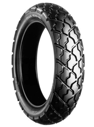Bridgestone, TW48 G, Rear Tyre, 120/90-17 M/C 64S, Trail wing On / Off road XV600V '96 on, XL650V Experience the heavy-duty adventure City and off-road riders Enjoy riding freely on both streets and
