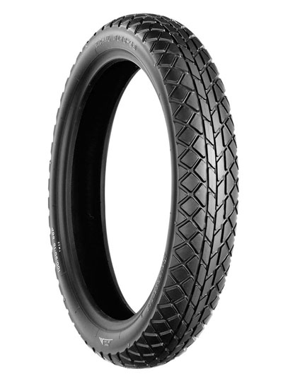 Bridgestone, TW53, Front Tyre, 100/90-18 M/C 56P, Trail wing On / Off road XL125V,TDR125 Experience the heavy-duty adventure City and off-road riders Enjoy riding freely on both streets and dirt, wit