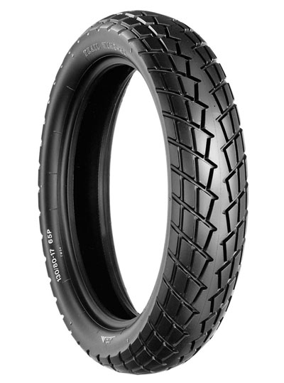 Bridgestone, TW54, Rear Tyre, 130/80-17 M/C 65P, Trail wing On / Off road XL125V,TDR125 Experience the heavy-duty adventure City and off-road riders Enjoy riding freely on both streets and dirt, with