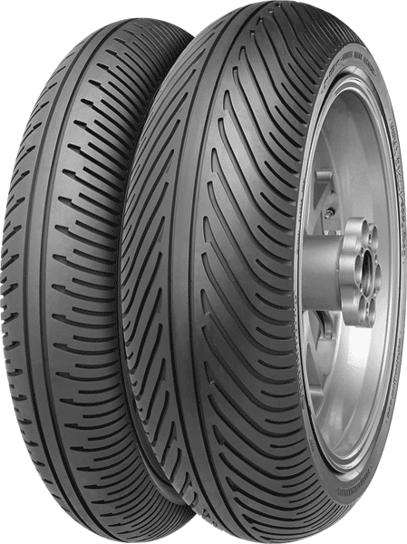Continental, Race_Attack_RAIN, Front Tyre, 120/70 R17, Race Attack RAIN Continental Race Attack Rain a competition rain tire NHS . Continental Innovative pattern design to ensure optimal water cleara
