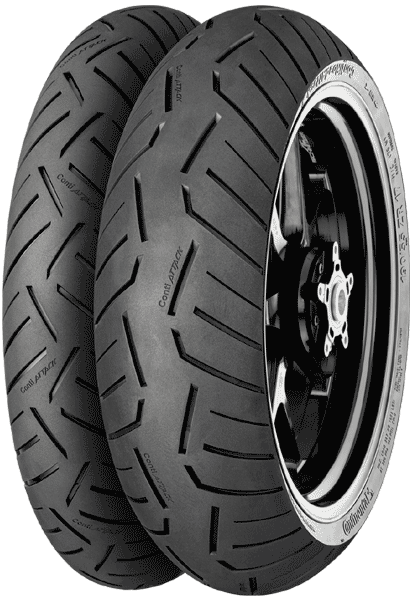 Continental, Road_Attack_3, Front Tyre, 110/70 ZR17 54W, Road_Attack_3 Continental Road Attack 3 The allround tyre with the highest standards in the sport touring segment. Continental have made this