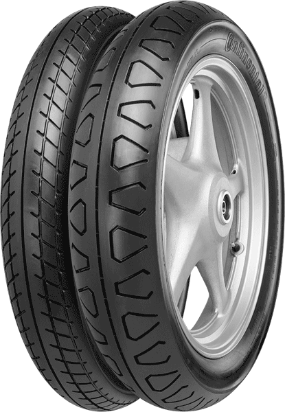 Continental, TKV11, Front Tyre, 90/90 -18 51H TL, TKV11 The Continental TKV 11 / TKV 12 are specially developed tire for sport classics. With optimum handling. The continental supreme grip on dry and