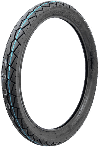 Dunlop, D102, Front Tyre, 90/80 -17 46S , D102FA J The Dunlop D102 is an Original Equipment tyre for Suzuki.