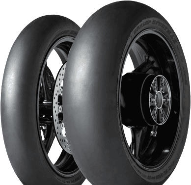 Dunlop, SX_GP_RACER_D212_SLICK MED, Front Tyre, 120/70 R17, SX GP RACER D212 SLICK MED SX GP RACER SLICK D212 TRACK EASY RACING Derived from the D212 GP Pro - Dunlop's Isle of Man TT race specificati