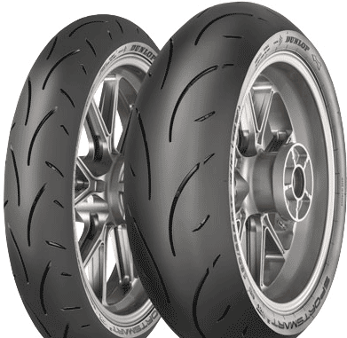 Dunlop, Sportsmart2_MAX, Front Tyre, 120/60 ZR17 55W , Sportsmart 2 MAX Sportsmart 2 MAX , a Dunlop sport & Touring Sport tyre With learnings taken from Endurance racing and the experience gained in