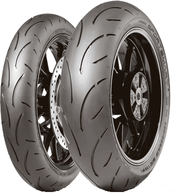 Dunlop, SPORTSMART_2 H, Front Tyre, 110/70 R17 54H, SPORTSMART 2 H SportSmart 2 is Dunlop's new technologically advanced tyre for sport bikes tyre. This tyre delivering comfort, superior handling, op