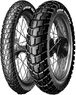 Dunlop, Dunlop_Trailmax_D602, Rear Tyre, 130/80 -17 65P, D602 The Dunlop Trailmax D602 is a Street and Trail tyre. OE Original equipment for TDR125 and XL125V Varadero