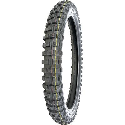 Economy, Kings_KT963, Rear Tyre, 4.10 - 18 NHS, MOTOCROSS TYRES Deep lug tread pattern Strong 4-ply carcass design Excellent for use in variable terrain Reinforced side knobs for cornering stability