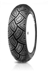 Pirelli, SL 38 Unico, Unidirectional Tyre, 100/80-10 53L, SL 36/SL 38 Scooter Classic designed tread pattern with low section profile and stiff carcass, to ensure superb stability when cornering, eve