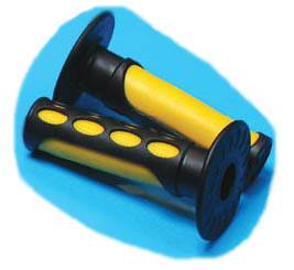 Grips 2-tone, Yellow and Black