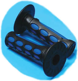 Grips 2-tone, Blue and Black