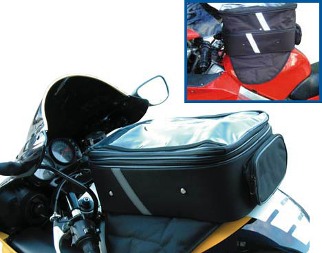 Tank Bag (expandable)