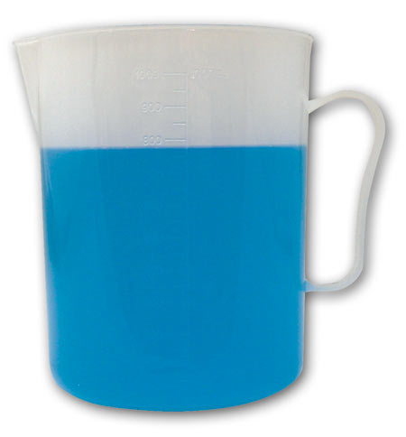 Graduated Measuring Jug With Handle 1000ml