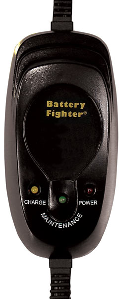 1A 3 Stage Battery Charger