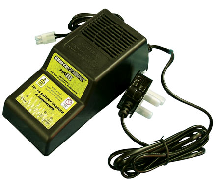 Biketek Pro-3 Diagnostic Battery Charger