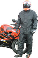 2 Piece Waterproof Rainsuits (Deluxe, Medium)